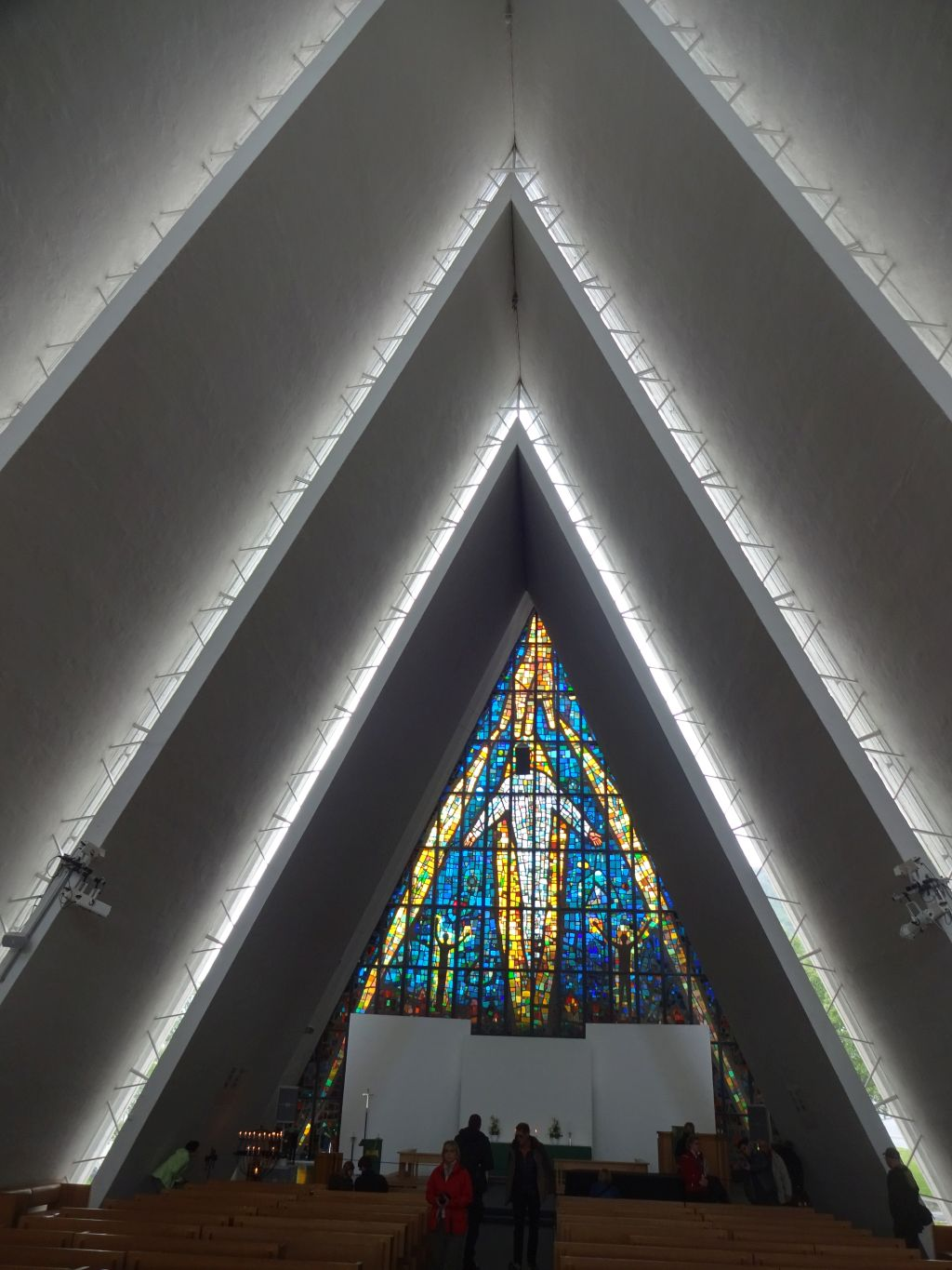 Tromsoe Arctic Cathedral