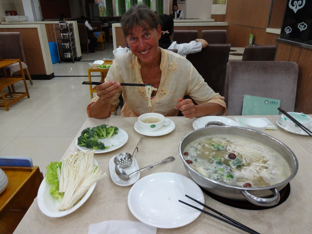 68_China_Gansu_vor Tianshui_Hot Pot